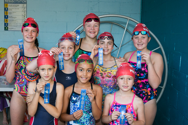 Swimming Registrations NOW OPEN